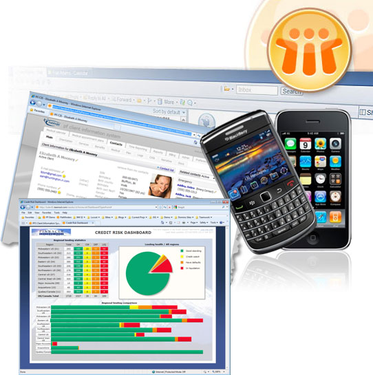 Let Teamwork Solutions help extend your Lotus Notes client applications to the web and mobile devices.